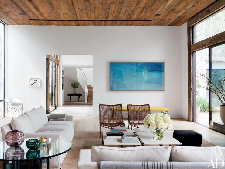 Home Inspiration Fashion Designer Jenni Kayne S 1980s Haven In Beverly Hills